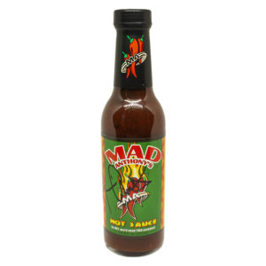 Autographed Mad Anthony's Hot Sauce