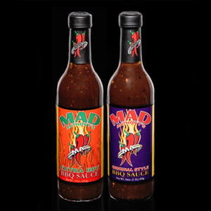 Mad Anthony's BBQ Sauce