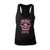 Ladies Skull & Peppers Racerback Tank