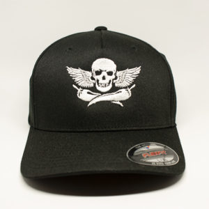 Mad Anthony's Cafe Skull & Pepper FlexFit Hat