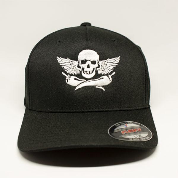 Mad Anthony's Cafe Skull & Pepper FlexFit Hat