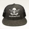 Skull & Peppers Denim Trucker Hat