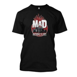 Mad Anthony's Cafe Rat Rod Tee
