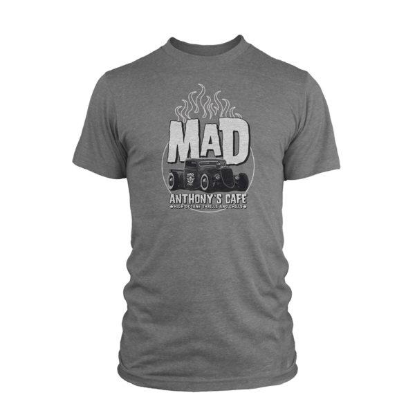 Mad Anthony's Rat Rod Tri-Blend Tee