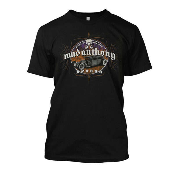 Mad Anthony XPress Concert Tee
