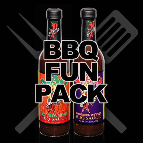 Mad Anthony's BBQ Fun Pack