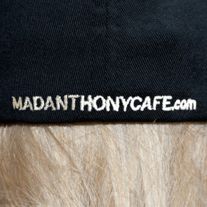 Mad Anthony's Cafe FlexFit Hat Back