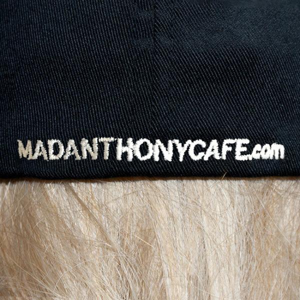 Mad Anthony's Cafe FlexFit Hat Back